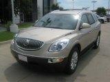 2011 Gold Mist Metallic Buick Enclave CXL #49992310