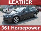 2009 Magnetic Gray Metallic Pontiac G8 GT #49991888