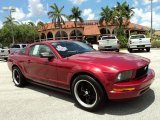 2005 Redfire Metallic Ford Mustang V6 Premium Coupe #49992034