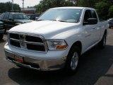 2011 Bright White Dodge Ram 1500 SLT Quad Cab 4x4 #49991915