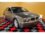 2002 BMW 7 Series 745i Sedan