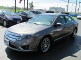 2010 Sterling Grey Metallic Ford Fusion SEL V6 #49992344