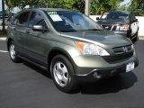2007 Green Tea Metallic Honda CR-V LX #49992524
