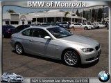 2008 Titanium Silver Metallic BMW 3 Series 328i Coupe #49992202
