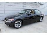 2008 Black Sapphire Metallic BMW 3 Series 328xi Sedan #49991963
