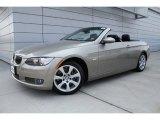 2008 Platinum Bronze Metallic BMW 3 Series 335i Convertible #49991970