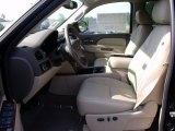 2011 Chevrolet Silverado 1500 LTZ Crew Cab Dark Cashmere/Light Cashmere Interior