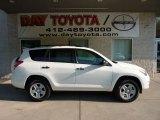 2011 Super White Toyota RAV4 I4 #49991977