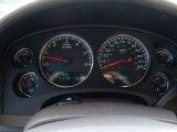 2011 Chevrolet Silverado 1500 LTZ Crew Cab Gauges