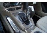 2012 Ford Focus SEL Sedan 6 Speed PowerShift Automatic Transmission