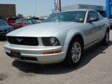 2006 Satin Silver Metallic Ford Mustang V6 Premium Coupe #49991993