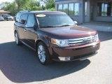 2010 Cinnamon Metallic Ford Flex Limited EcoBoost AWD #49992257