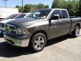 2011 Mineral Gray Metallic Dodge Ram 1500 Big Horn Quad Cab 4x4 #49992395