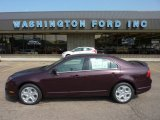 2011 Bordeaux Reserve Metallic Ford Fusion SE #49992260