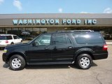 2010 Tuxedo Black Ford Expedition EL XLT 4x4 #49992263