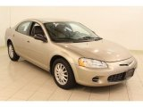 2003 Light Almond Pearl Metallic Chrysler Sebring LX Sedan #49992410