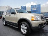 2003 Harvest Gold Metallic Ford Explorer XLT 4x4 #49992141