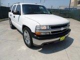 2004 Summit White Chevrolet Tahoe LS #50037333