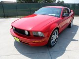 2005 Ford Mustang V6 Deluxe Coupe Data, Info and Specs