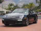2012 Porsche 911 Black Edition Cabriolet Data, Info and Specs