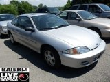 2002 Ultra Silver Metallic Chevrolet Cavalier LS Coupe #50037121