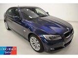 2011 Deep Sea Blue Metallic BMW 3 Series 328i Sedan #50037362