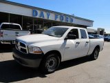 2009 Stone White Dodge Ram 1500 ST Quad Cab #50037219