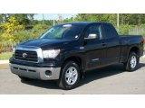 2007 Black Toyota Tundra SR5 Double Cab #440545