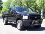 2004 Ford F250 Super Duty FX4 SuperCab 4x4 Data, Info and Specs