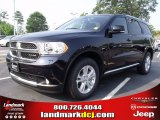 2011 Blackberry Pearl Dodge Durango Crew #50037268