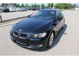 2007 Jet Black BMW 3 Series 335i Coupe #50037292