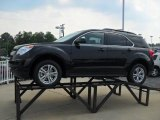 2011 Black Granite Metallic Chevrolet Equinox LT #50037576