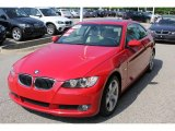 2008 Crimson Red BMW 3 Series 328i Coupe #50037294