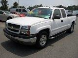 2005 Summit White Chevrolet Silverado 1500 Z71 Extended Cab 4x4 #50037585