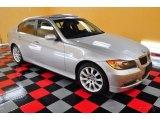 2008 Titanium Silver Metallic BMW 3 Series 335i Sedan #50037465