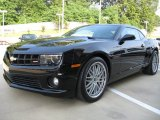 2010 Black Chevrolet Camaro SS Hennessey HPE600 Supercharged Coupe #50085960