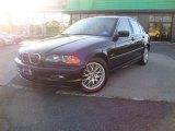 2000 Jet Black BMW 3 Series 328i Sedan #50085761