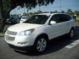 2011 Chevrolet Traverse LTZ Data, Info and Specs