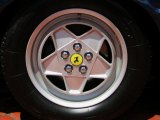 Ferrari 412 Wheels and Tires