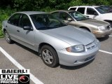 2003 Ultra Silver Metallic Chevrolet Cavalier LS Sedan #50085392