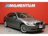 2011 Space Gray Metallic BMW 3 Series 335d Sedan #50085983