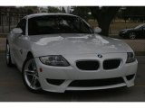 2008 BMW M Alpine White