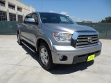 2008 Silver Sky Metallic Toyota Tundra Limited CrewMax #50085790