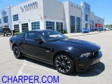 2011 Ebony Black Ford Mustang GT Premium Coupe #50085424