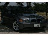 2004 Steel Blue Metallic BMW 3 Series 325i Sedan #50085997