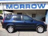 2006 Royal Blue Pearl Honda CR-V EX 4WD #50085631