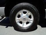 2002 Ford Explorer Sport Trac 4x4 Wheel