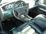 2002 Ford Explorer Sport Trac 4x4 Dashboard