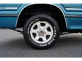 Mazda B-Series Truck 1993 Wheels and Tires