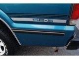Mazda B-Series Truck 1993 Badges and Logos